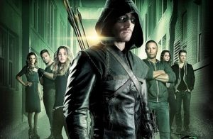 tercera temporada de arrow