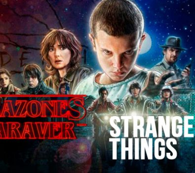 serie friki stranger things