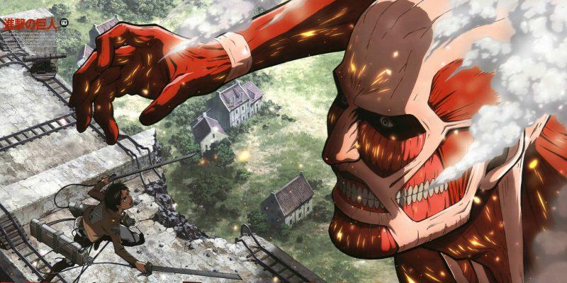 ataque de titanes 3