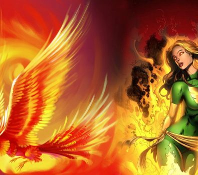 marvel phoenix resurrection