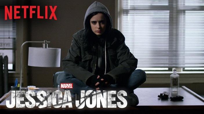 El próximo estreno de Jessica Jones 2 en Netflix
