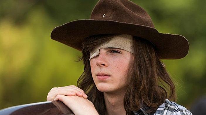 The Walking Dead, es hora de despedirse de Carl