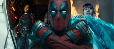 deadpool en x force