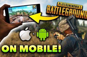 Disfruta de PUBG Mobile, para iOS y Android