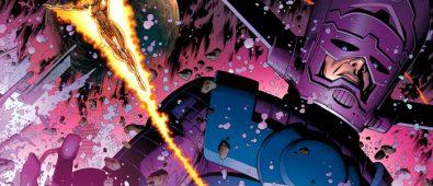 Galactus en Los Vengadores