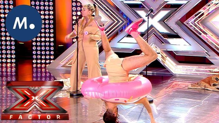 """Lapili y Jirafa Rey muestran el trasfondo real de """"Cómeme el donut"""""""