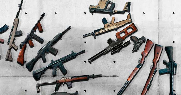 actualizacion armas en PUBG