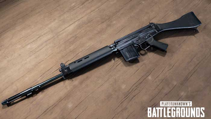 nueva arma slr