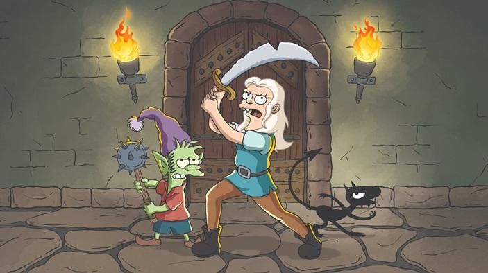 Disenchantment, la fantasía animada de Matt Groening