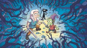 Netflix anuncia su nueva serie animada Disenchantment o (Des)encanto