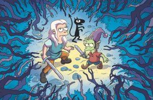 Netflix anuncia su nueva serie animada Disenchantment