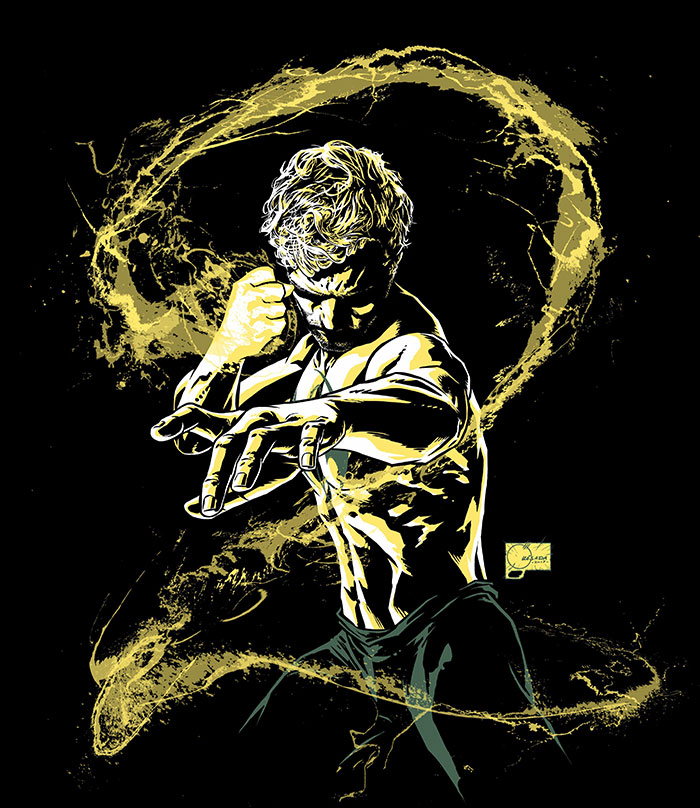 segunda temporada iron fist