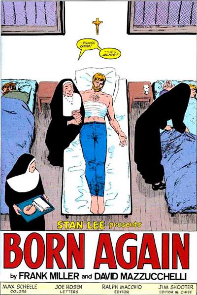 mejor comics de daredevil