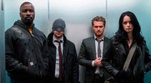Las series de Marvel en Netflix cayeron antes en redes sociales que en la plataforma de streaming