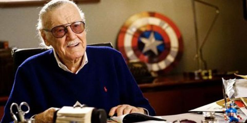 descnase en paz stan lee