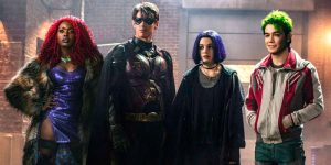 Titanes la nueva serie de DC en Netflix