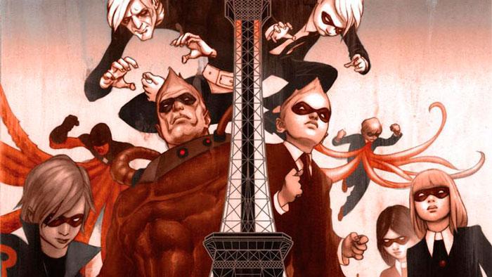 serie superheroes netflix