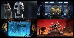 Love Death +Robot la serie de animación para adultos en Netflix