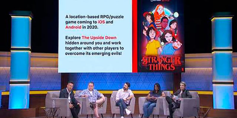 videojuego stranger things