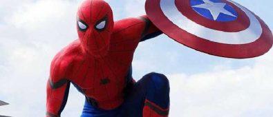 spiderman en UCM