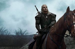 the-witcher en netflix