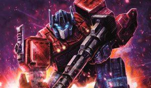 Transformers pronto llegará a Netflix. Serie de animación