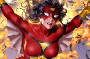 pelicula de spider woman