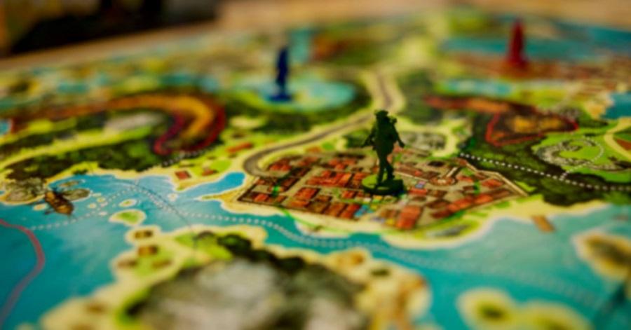juegos de mesa isla del tesoro