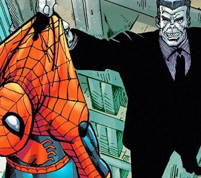 villanos desconocidos spiderman