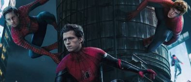 andrew y tobey en spiderman 3