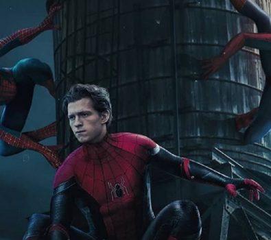 andrew y tobey en spiderman 3