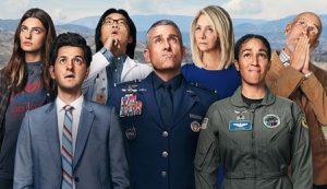 La divertida serie Fuerza Espacial de Netflix tendrá nueva temporada
