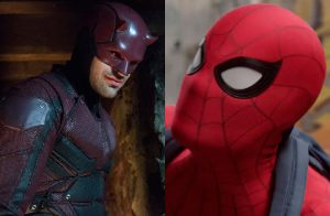 daredevil en spider-man 3