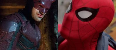 daredevil en spider-man 3