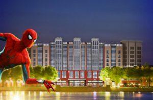 hotel superheroes marvel