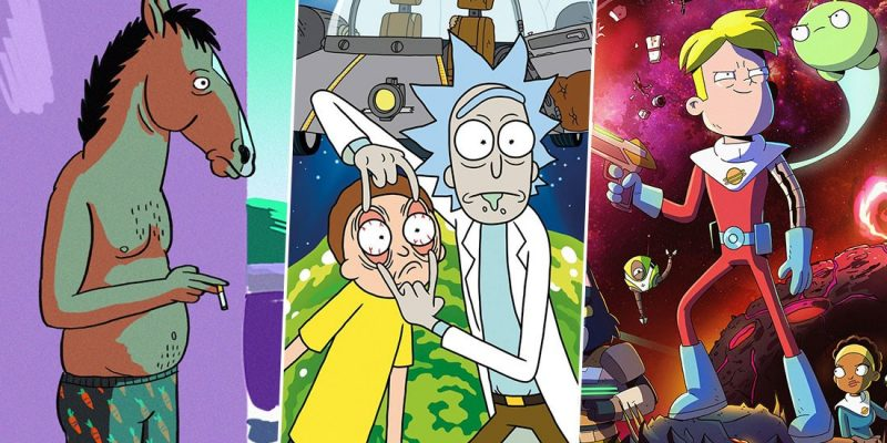 mejor serie animacion en netflix
