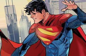 nuevo superman comics