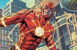 the flash pelicula dc